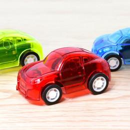 novo brinquedo tartaruga natação Desconto Brinquedos Puxar Para Trás Carros De Brinquedo de Plástico Bonito para Crianças Rodas Modelo de Carro Mini Engraçado Brinquedo Das Crianças para Meninos Cor Aleatória