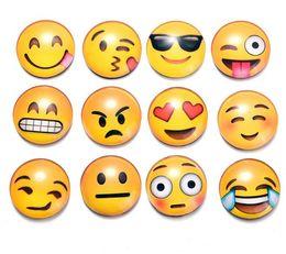 Cúpula de cristal Redondo Sonrisa linda Emoji Expresiones faciales Refrigerador Pegatina Imán de Nevera Para Niños Mensaje Holder Decoración para el hogar desde fabricantes