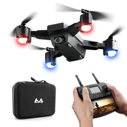 2019 широкоугольная камера SMRC S20W 20min 150M 2.4G Gyro Mini Wifi Drone With 120 Degree Wide Angle 1080MP Camera Altitude Hold RC Quadcopter with RC box скидка широкоугольная камера