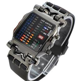 2019 relógios de pulso plásticos Chegada nova Popular Quadrado Dial Uisex Binário LED Relógios Digitais Banda de Plástico Casual Esporte Relógio de Pulso 5V5U relógios de pulso plásticos barato