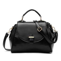 Sacs en cuir en Ligne-Nouveau mode britannique style rétro docteur sac femmes messenger sacs épaule sac à main dames cuir pu casual sac bandoulière Bolso