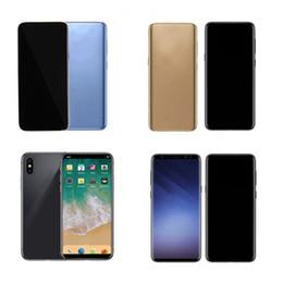 Goophone iXS iXR iXS Max 9 plus S8 + S8 Plus 1GB 4GB Показать Octa Core 4G LTE android 3G WCDMA GPS WIFI Разблокированный смартфон от