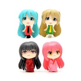 Wholesale Anime Figure Hatsune Miku - Japan Anime Hatsune Miku Figure PVC Action Figure Juguetes Desktop Decoration Crafts Collectible Brinquedos Cute Kids Toys
