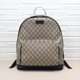perlenschultaschen Rabatt Design rucksäcke aus echtem leder cavas bengaldruck rucksäcke männer damen rucksäcke männer tasche 32x40.5x14.5cm 406370