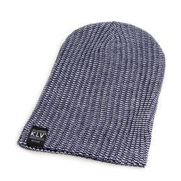 Wholesale football crochet beanie - Unisex Women Men Winter Baggy Beanie Knit Crochet Light Gray Hat Slouch Ski Cap