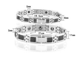 Wholesale Magnetic Jewelry Bracelet Health - Japanese and Korean version of the jewelry bracelet bracelet magnetic health lovers bracelets couple bracelets