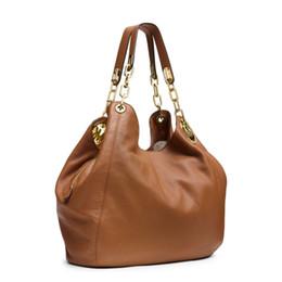2018 styles Handbag Famous Designer Brand Name Fashion Leather Handbags  Women Tote Shoulder M Bags Lady Leather Handbags Bags purse 8936 mk 7f168235ab