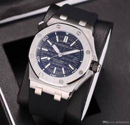 Canada Grand vente de luxe marque montre hommes Open back 42mm automatique montre de machines False watch chêne aaa horloge AAA mouvement de balayage montres 83 supplier open watch men Offre