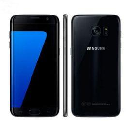 grátis iphone 5c desbloqueado Desconto Remodelado desbloqueado original samsung galaxy s7 g930a g930a g930t g930p g930v caixa selada Octa Núcleo 4 GB / 32 GB 5.1 Polegada Android 6.0 celular