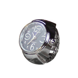 Wholesale Cool Shocks - Watch 2017 relogio masculino Dial QuartzCreative Steel Cool Finger Ring Hours Relogio Feminino Horas Dropship 17JUN15