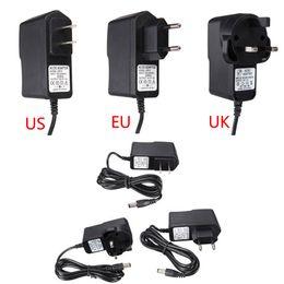 Wholesale 3v Dc Power Supply - Universal US  EU   UK Plug DC 3V 1A Power Supply Adapter 100-240 AC Charger CHA_07A