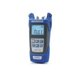 Productos de prueba online-Producto de fibra óptica monomodo de 9 / 125um simple OTDR con 650nm VFL para probar la distancia entre dos nodos de fibra óptica