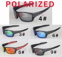 8daa5326da Verano de alta calidad marca hombre deporte ciclismo gafas TR90 mujer  viento al aire libre gafas de sol para conducir pesca polarizada UV envío  gratis