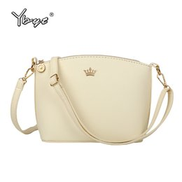 crown packaging Coupons - YBYT brand 2018 new small joker leisure Imperial crown shell package high quality women shopping handbags ladies shoulder bags