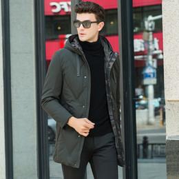 2019 giacca invernale maschile uomini di moda 2018 New Winter Fashion Brand  Piumino Uomo Anatra Streetwear 7e0274f9fcf