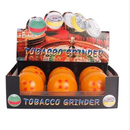 Wholesale free animated - Animated linders create 3 layers of zinc alloy spherical smoke cutter, smoke and smoke filler.