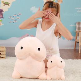 подушка куклы подруги Скидка Высокое качество 100% хлопок 8 дюймов 20 см пенис подушка сексуальные плюшевые игрушки смешные подушки моделирования прекрасные куклы подарок для подруги