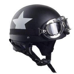 Wholesale helmets cross country - Free shipping Motorcycle helmet, summer motorcycle helmet, personality cross-country race