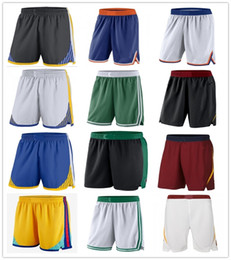 Wholesale high sewing - Mens male 2018 season city Basketball Shorts Summer movement shorts Breathable, lightweight movement sewing High quality cheap
