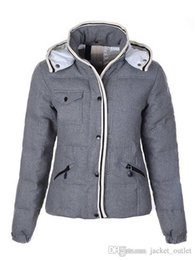Wholesale Cheap Brand Hoodies - Winter Down Jacket Quincy Women Hoodies cold Warm 36 Coats ladies Brands Designer american Casual Outwear Female Parkas cheap sale