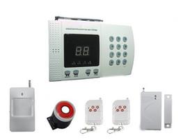 Système d'alarme de zone 99 en Ligne-Système de sécurité d'alarme sans fil Smart Home Burglar avec 99 zones