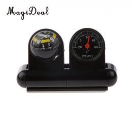 MagiDeal Odometer Multifunction Compass Curvometer for Car Motorcycle