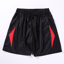 Wholesale Quick Comfort - Adsmoney 4 color Men's Running Shorts Professional soft Comfort 100% Polyester Regular fit Quick Dry Patchwork Sports Shorts