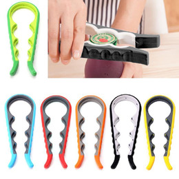 Wholesale Can Screw - 4 in 1 Multifunction Screw Cap Jar Bottle Wrench Creative Gourd-shaped Can Opener Screw Kitchen Twist Tool Easy Grip