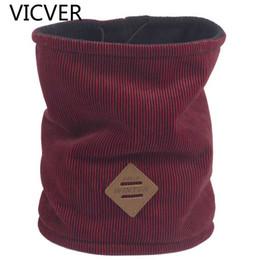 chapéus de lã para homens Desconto New Grosso Cachecóis De Lã de Inverno Anel Gola Cachecol Para Os Homens de Lã Gola Ocasional Pescoço Warmer Dual-Use Chapéu Mulheres Esqui Esportes lenços