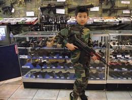 2019 vestito dell'esercito dei ragazzi New Outdoor Camouflage Kids Suit Tactical Uniforms Set di abbigliamento Boy Fitted Camouflage Army Set di sport per bambini sconti vestito dell'esercito dei ragazzi