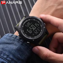 Montre de luxe Montre numérique Hommes Marque de luxe Étanche Led Sport En Plein Air Montre Hommes Horloge Mâle Électronique Montre-bracelet Hommes montres ? partir de fabricateur