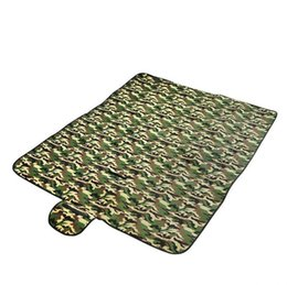 Wholesale Waterproof Outdoor Mattress - Outdoors Moisture Proof Pad Camouflage Acrylic With Waterproofing Membrane Picnic Mat Light Carry Convenient Tent Cushion Hot Sale 23 5at Y