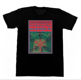 Portes de campagne en Ligne-The Doors - Pays Joe The Fish - Chemise Tshirt M44 Concert Affiche Hommes 2018 Mode Marque T Shirt O-Cou 100% Coton