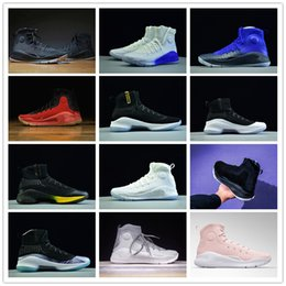Wholesale fun fall - 2018 Cheap AAA+ IV 4 More Range Fun Dubs Men's Sports Basketball Shoes for Top quality 4s Black Gold Blue Pink Yellow Sneakers Size 40-46