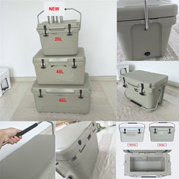 Discount freeze box - 20L 45L Cooler Refrigerated Incubator Refrigeration Freezing Heat Preservation Box Food and Beverage Refrigerators For Car