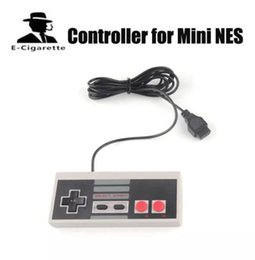 Wholesale Classic Gamepad - Controller For Mini NES (Chinese version) Console Game controller gamepad joystick Nes classic mini NES for 500 and 620 paragraph Game