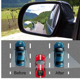 parco rotondo Sconti Specchietto retrovisore per auto retrovisore auto completamente convesso tondo 360 gradi grandangolare con specchio per auto specchietto retrovisore per auto