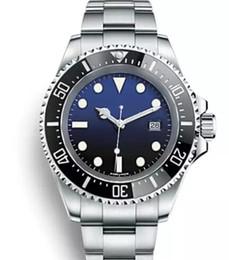 Célèbre Logo BrandOriginal Sapphire Watches Basel Montre SEA-DWELLER en acier inoxydable 44mm rouge 126600 Montre de mouvement automatique Montres ? partir de fabricateur