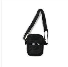 2018 Brand New M + RC NOIR RR SEITE Cross Body Herren Umhängetasche Aufbewahrungstasche Gürteltasche Männer Leinwand Handy Packs Messenger Bags von Fabrikanten
