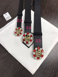 2019 g diseño de letras 2018 vendiendo el cinturón original, el diseñador diseña el cinturón para mujer, con una hebilla de letra G, caja de regalo. rebajas g diseño de letras
