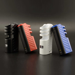 Wholesale metal shadow box - Tesla Stealth 70W Starter Kit 70W TC Box Mod with 510 Thread Fit Shadow Tank and Shadow Coil