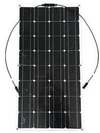 Wholesale Flexible Solar Panels For Boats - 2018 latest 100w efficient solar panels, flexible solar panels
