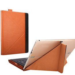 Wholesale Unique Yoga - Unique Design Tablet Cover For Lenovo yoga book 10.1 Laptop Sleeve Case PU Leather Skin Protective Film And Stylus As Gifts