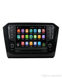 Wholesale Radio Gps Dvd Passat - Capacitive ToucH Screen 8inch 2GB RAM Andriod7 Octa core Car DVD player for Volkswagen PASSAT 2015 with GPS,Steering Wheel Control,BT,Radio