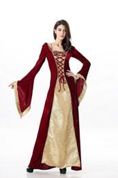 Costumes européens et américains de la reine d'Halloween, costumes de scène, costumes de vampires cosplay ? partir de fabricateur
