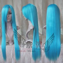 Canada USJF676 jolie blut extra longue ligne droite santé Cosplay Perruque perruques femmes modernes supplier pretty wigs for women Offre