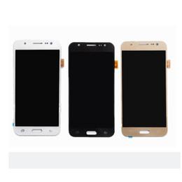 Nueva pantalla LCD para Samsung Galaxy J5 J500 Asamblea LCD Pantalla táctil Pantalla LCD de reemplazo de buena calidad desde fabricantes