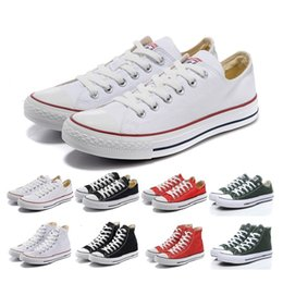 Wholesale cool mints - Cheap All Stars Chaussure High Quality New Low High Style Canvas Shoes Zapatillas Deportivas Cool For Women And Men All Size 35-43 Fashion