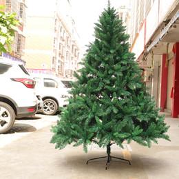 Außenbaumschmuck online-Weihnachtsbaum Haushaltsdekorationen Home Party Baum Weihnachtsbaum Indoor Outdoor Weihnachtsgeschenke für Kinderdekorationen Bäume Freies Verschiffen