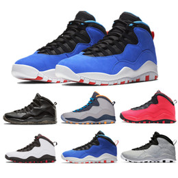 Jordan Retro Tinker 10 Men Basketball Shoes Cement Man Sport Sneakers Westbrook Chicago Blue Outdoor Shoes New Arrival 2019 Latest Style Online Sale 50% Remote Control Toys